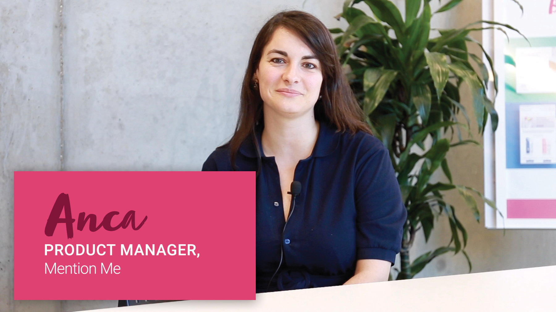 Anca, Product manager
