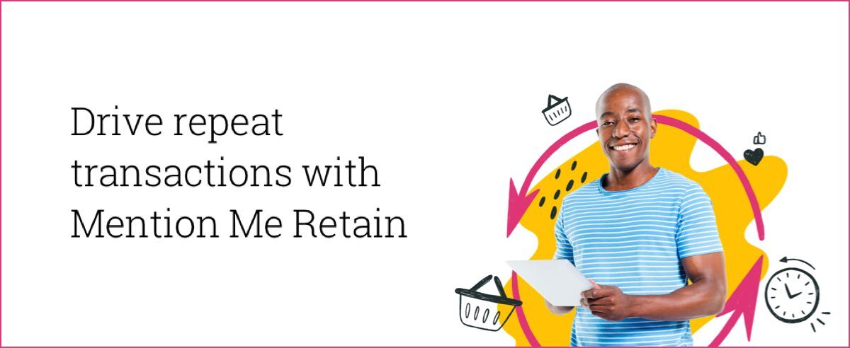 Mention Me Retain blog header
