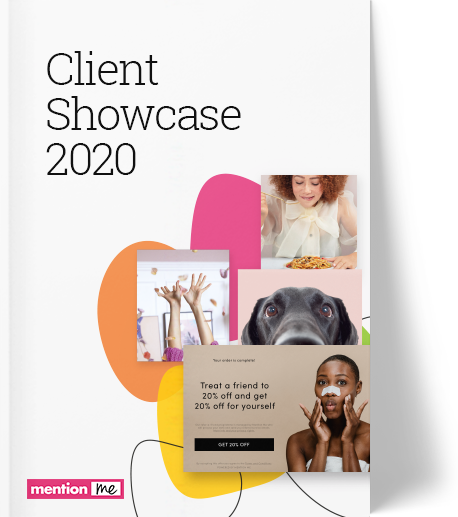 Client marketing showcase