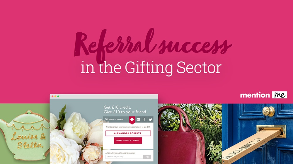 Referrals in the Gifting Market
