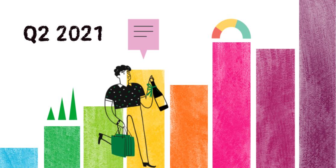 How consumers shop now Q2 2021