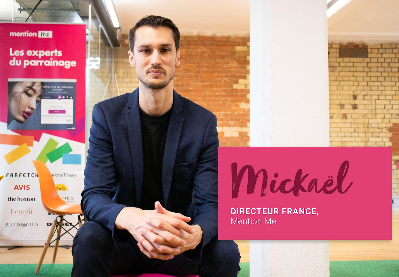 Mickael-Directeur France