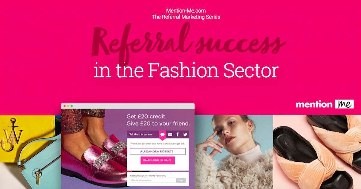 Referral marketing report