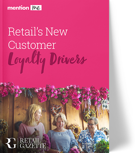 Retails new customer loyalty drivers
