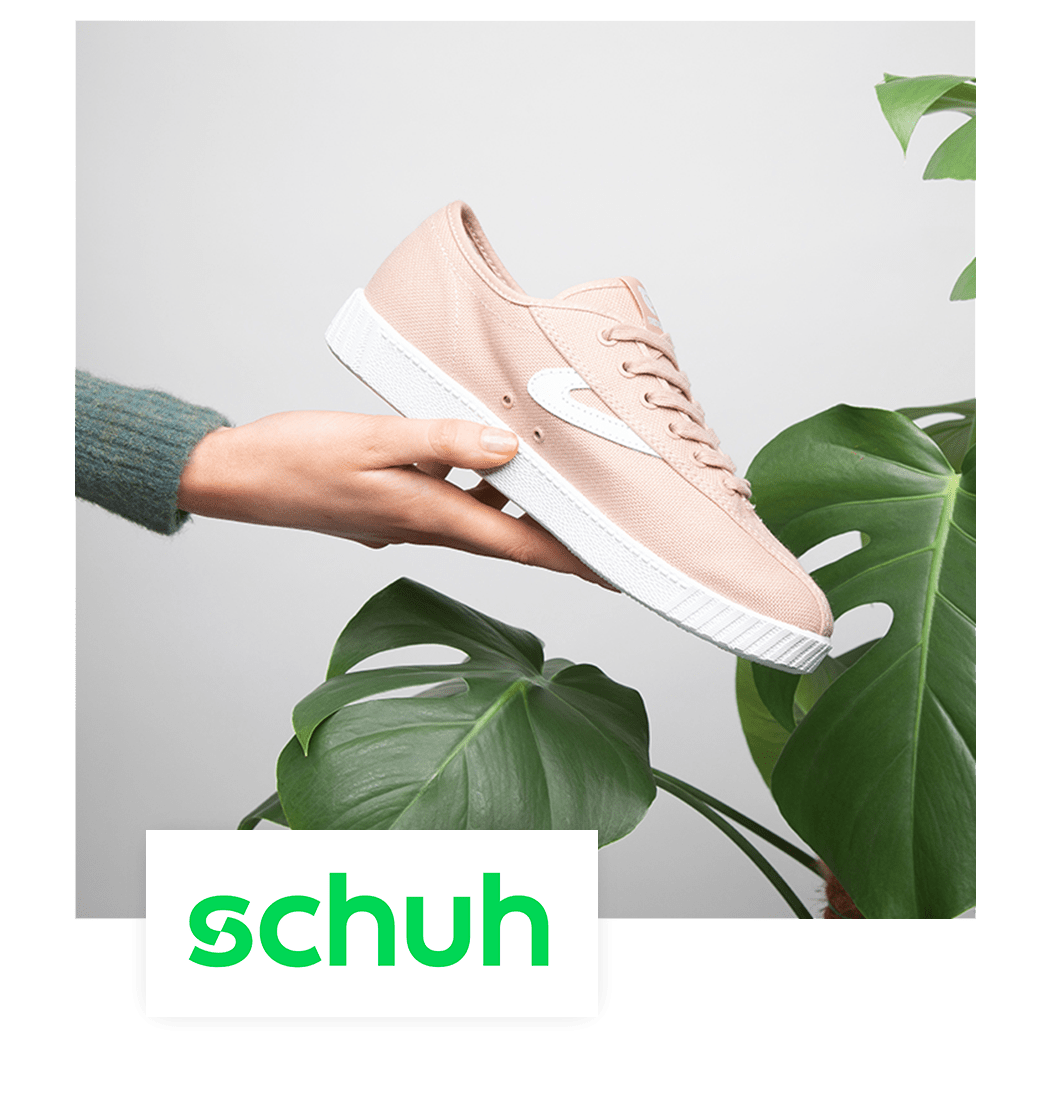 Schuh - driving results with Mention Me