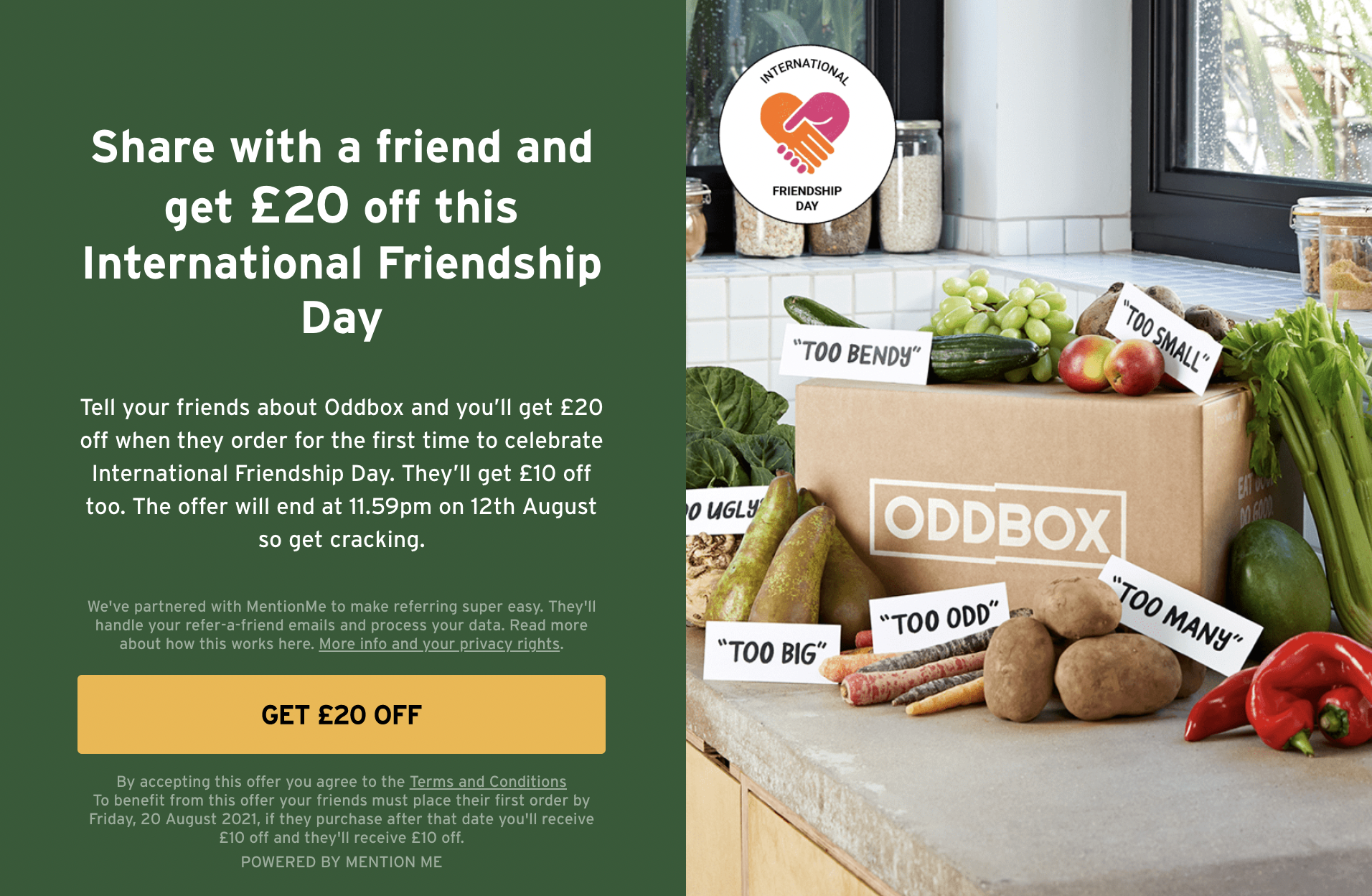 Oddbox IFD Campaign