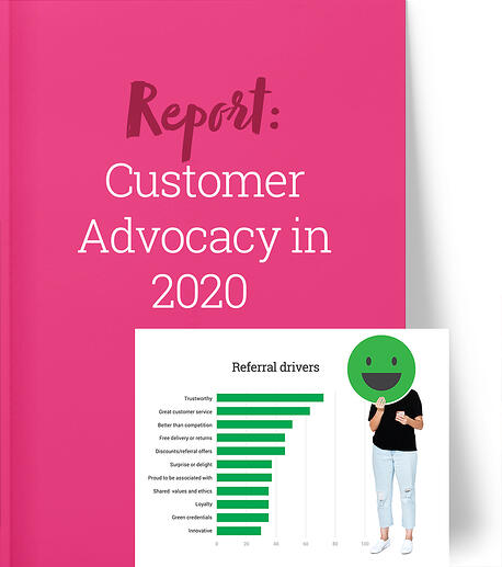 Customer advocacy report
