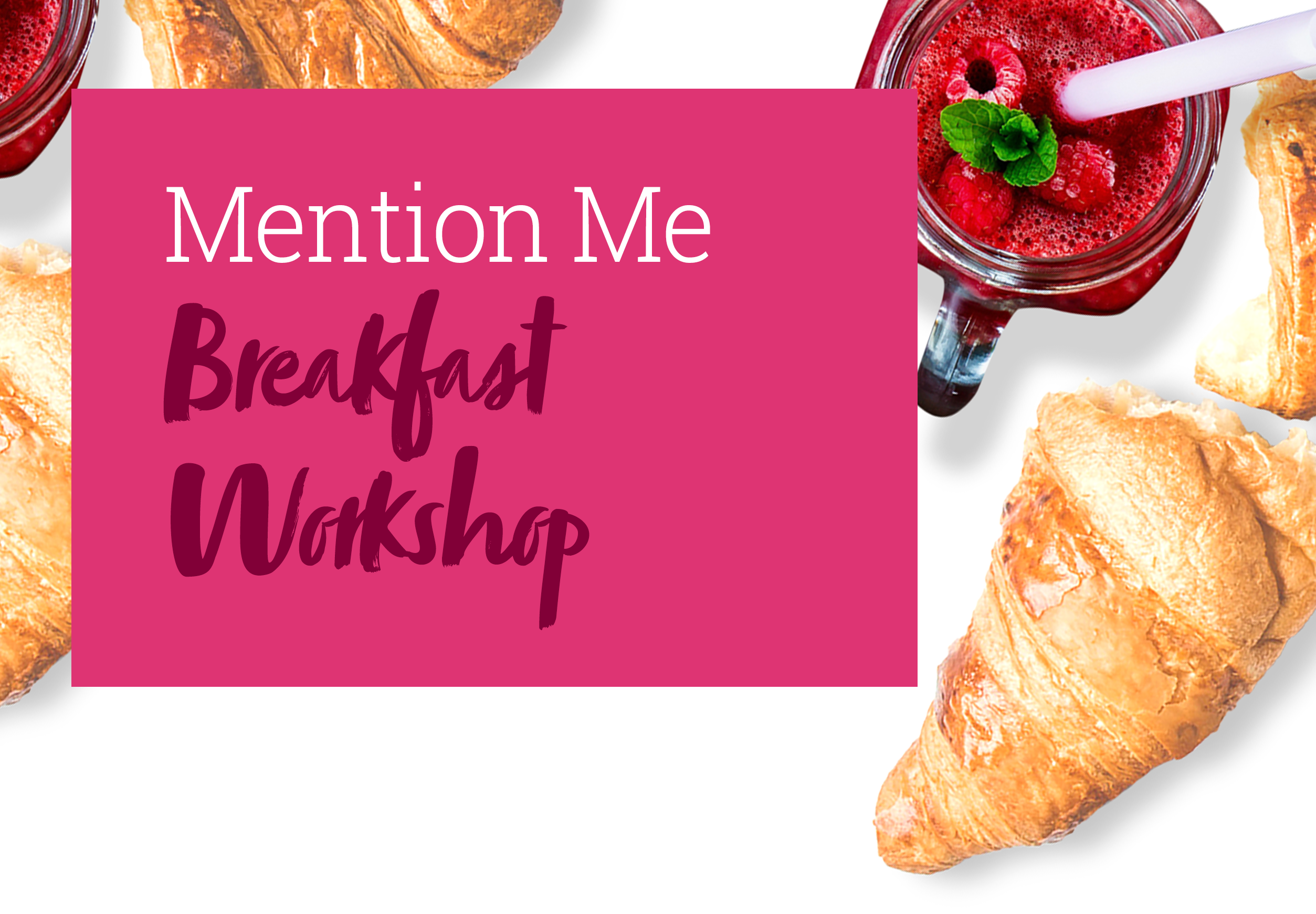 Client Breakfast Workshop