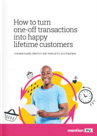 Customer retention best practice