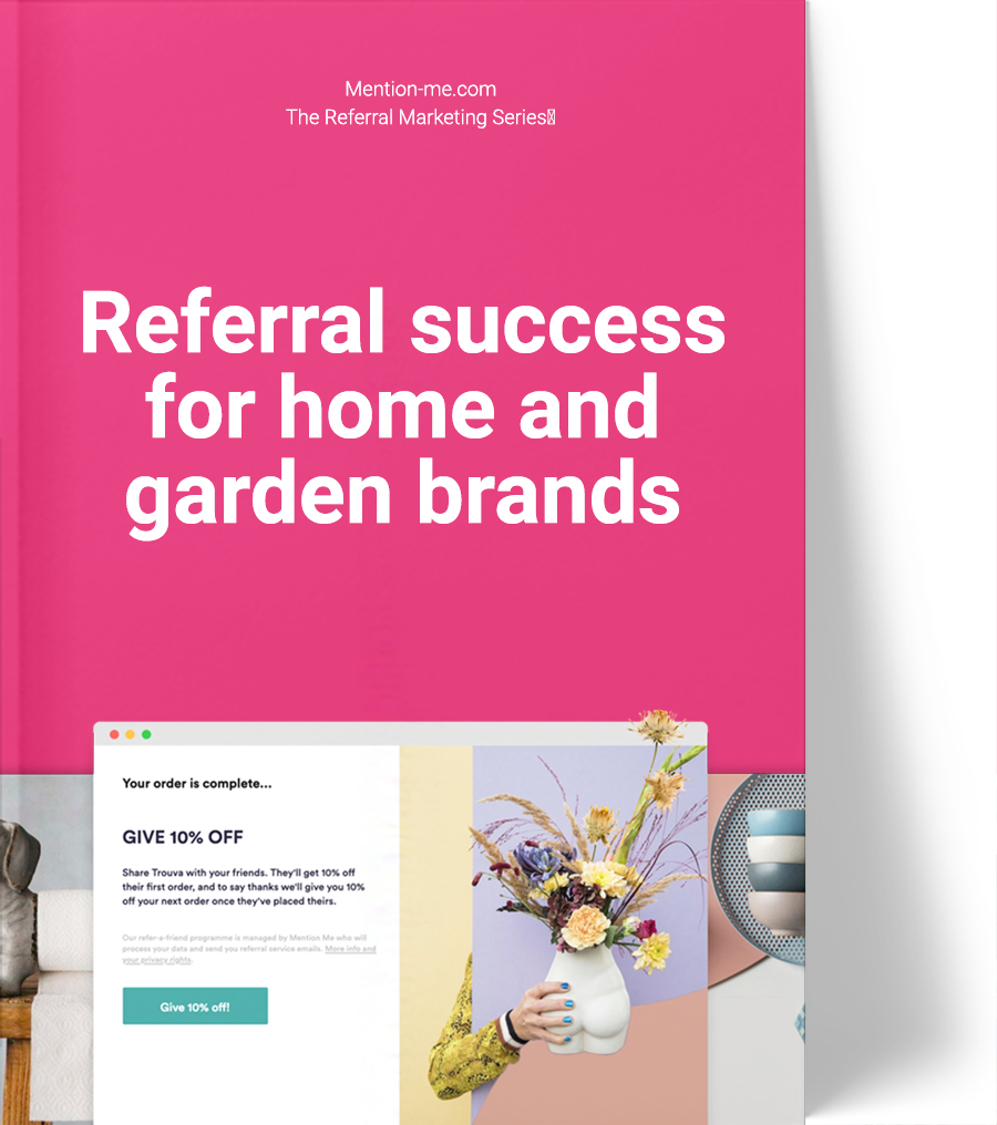 Home and garden referral guide