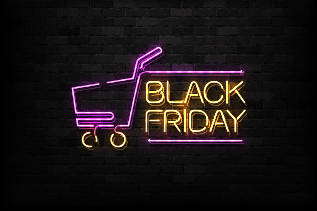 Black Friday shopping trends report 2019